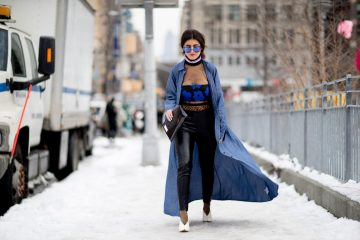 New York Fashion Week Street Style Day 4 Fall 2017