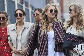 The Best Street Style from New York Fashion Week Street Style Spring 2018 Day 6 Cont.