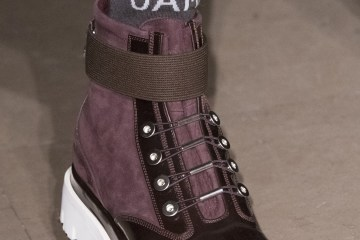 OAMC Fall 2017 Menswear Fashion Show Details