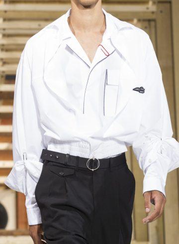 OAMC Spring 2018 Men's Fashion Show Details