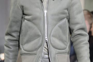 Officine Generale Fall 2017 Menswear Fashion Show Details