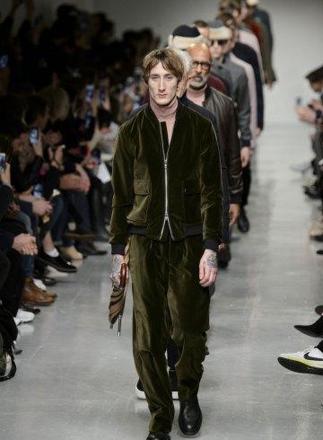 Oliver Spencer Fall 2017 Menswear Fashion Show