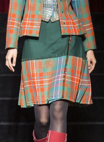 Antonio Ortega Fall 2017 Couture Fashion Show Details