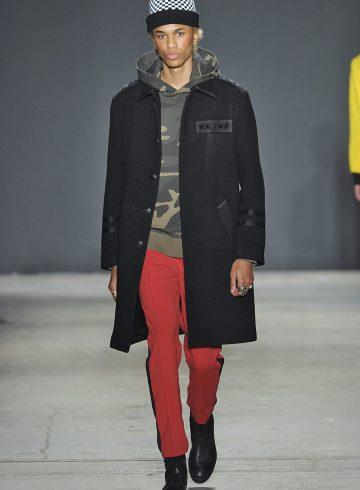 Ovadia & Sons Fall 2017 Menswear Fashion Show
