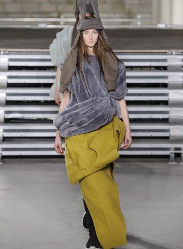 Rick Owens Fall 2017 Fashion Show