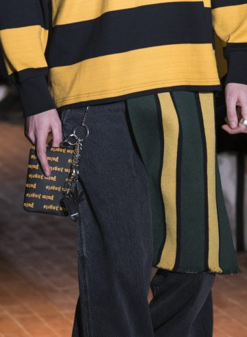 Palm Angels Fall 2017 Menswear Fashion Show Details