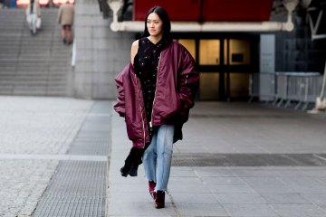 The Best Street Style From Paris Couture Fashion Week Street Style Day 3 Spring 2017