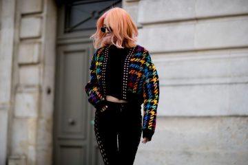Paris Fashion Week Fall 2017 Street Style Day 3