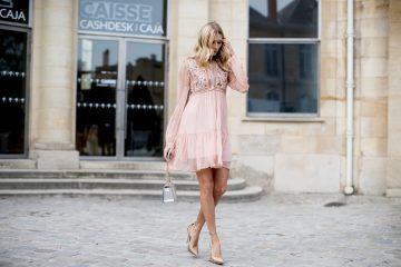 Paris Fashion Week Fall 2017 Street Style Day 4