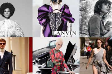 Spring 2016 Ad Campaigns Lanvin, Jason Wu, Sophie Theallet, Sandro, Bally, Anthony Vaccarello