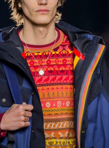 Paul Smith Fall 2017 Menswear Fashion Show Details