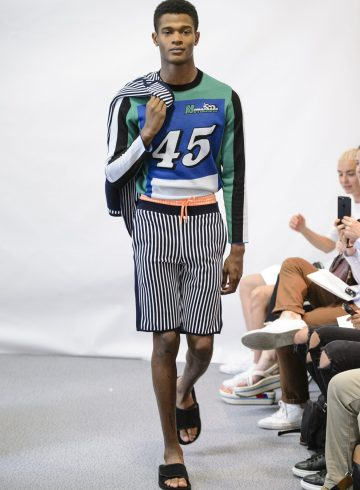 Lucien Pellat Finet Spring 2018 Fashion Show