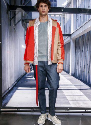 Perry Ellis Spring 2018 Men's Fashion Show
