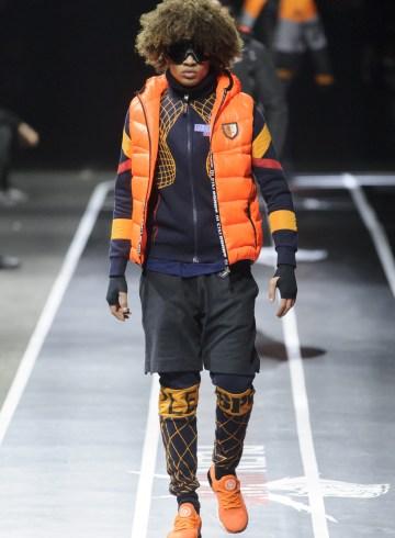 Plein Sport Fall 2017 Menswear Fashion Show