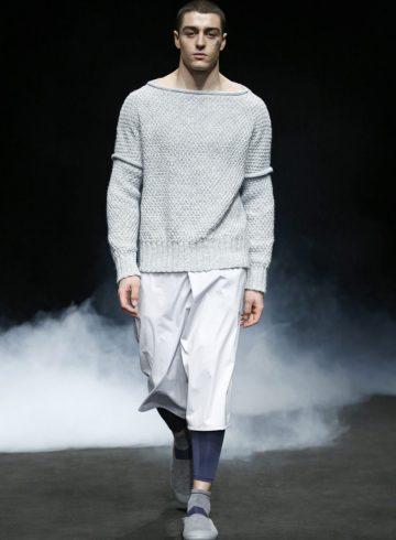Punto Blanco Fall 2017 Men's Fashion Show