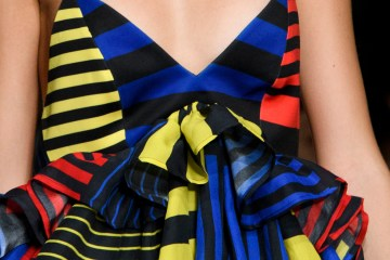 Rahul Mishra Fall 2017 Fashion Show Details