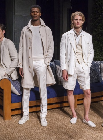 Ralph Lauren Purple Label Spring 2018 Men's Fashion Show