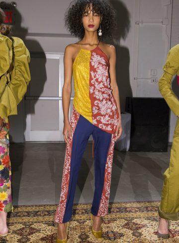 Rosie Assoulin Fall 2017 Fashion Show