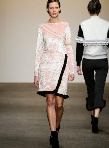 Saku New York Fall 2017 Fashion Show