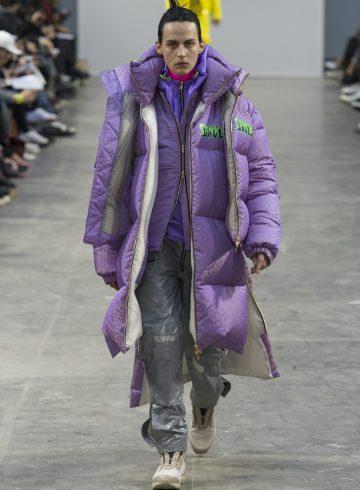 Sankuanz Fall 2017 Menswear Fashion Show