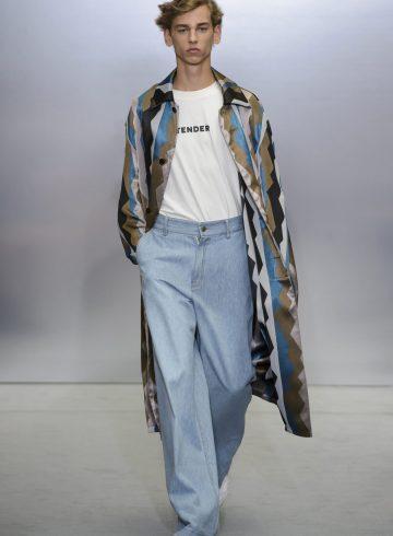 Sean Suen Spring 2018 Men's Fashion Show