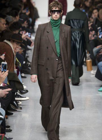 JOHN LAWRENCE SULLIVAN Fall 2017 Menswear Fashion Show