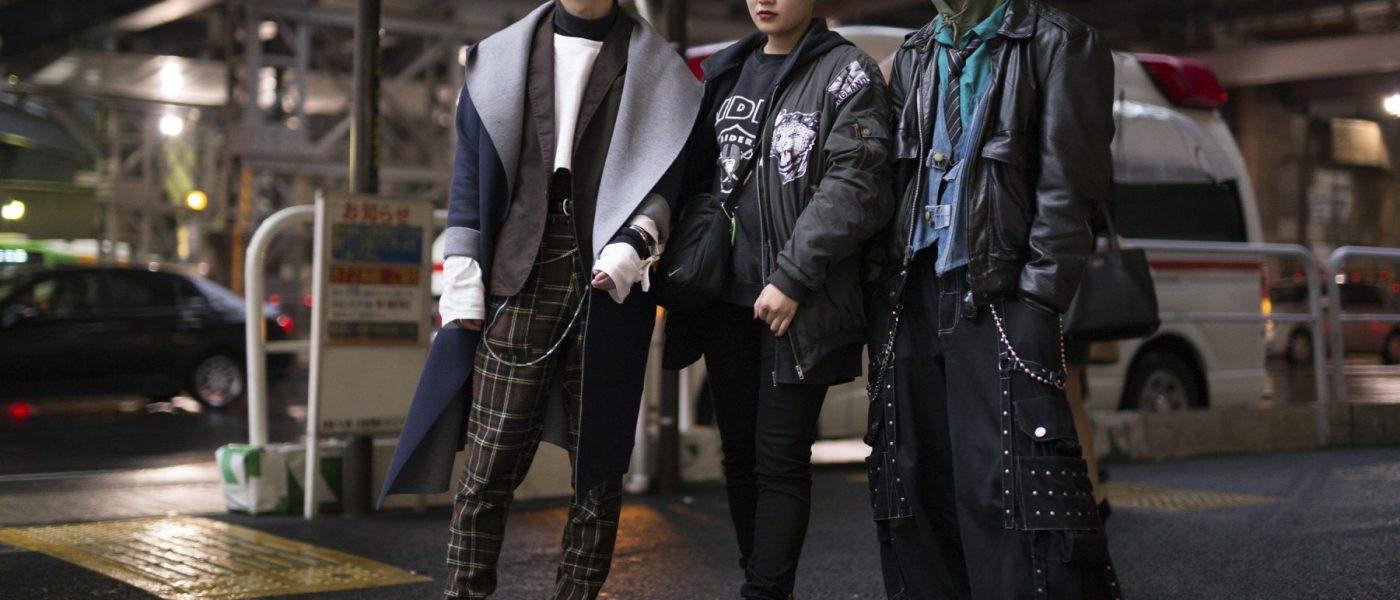 Tokyo Fashion Week Street Style Spring 2018 Day 4