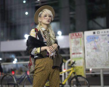 Tokyo Fashion Week Street Style Spring 2018 Day 2