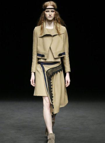 Txell Miras Fall 2017 Fashion Show