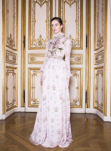 Giambattista Valli Spring 2017 Couture Fashion Show Backstage