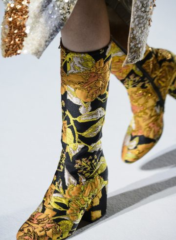Dries Van Noten Spring 2018 Fashion Show Details