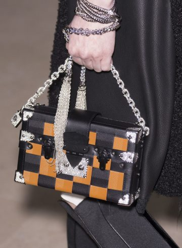 Louis Vuitton Fall 2017 Fashion Show Details
