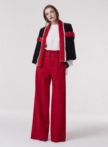 Amanda Wakeley Fall 2017 Fashion Show