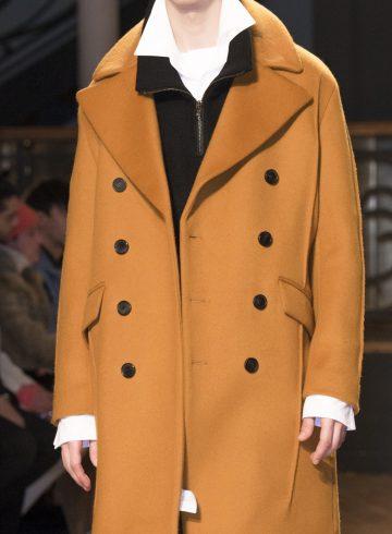 Wooyoungmi Fall 2017 Menswear Fashion Show Details