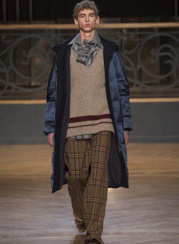 Wooyoungmi Fall 2017 Menswear Fashion Show