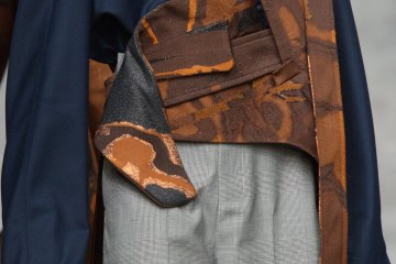 Ximonlee Fall 2017 Menswear Fashion Show Details