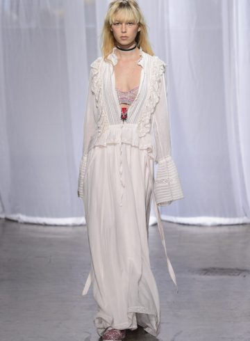 Zadig & Voltaire Spring 2018 Fashion Show