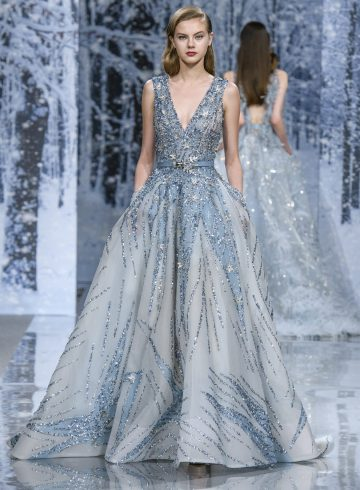 Ziad Nakad Fall 2017 Couture Fashion Show