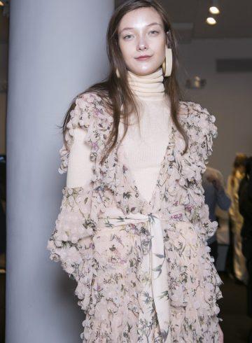 Zimmermann Fall 2017 Fashion Show Backstage