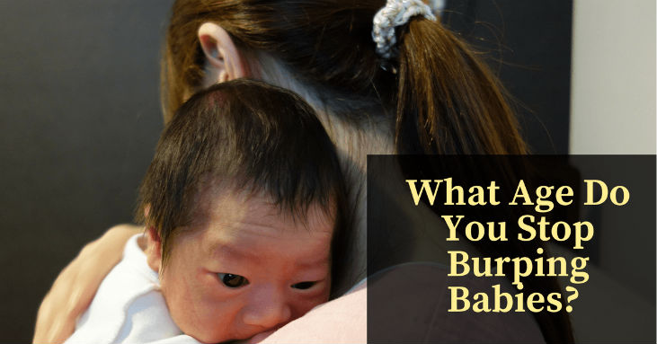 What Age Do You Stop Burping Babies? We Found The Best ...