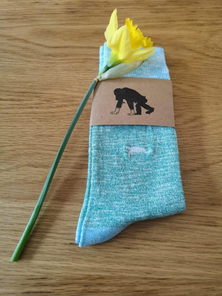 socks for mother's day, ethical, charity
