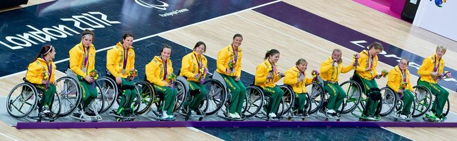 The Inclusion Club—Episode35: Team Australia at the BRITAIN LONDON 2012 PARALYMPIC GAMES