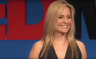 Aimee Mullins: The opportunity of adversity