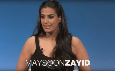 Maysoon Zayid: I got 99 problems…palsy is just one