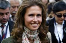 Asma al-Assad (Asma Fawaz al-Akhras)