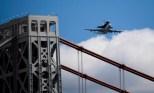 Space Shuttle Enterprise in New York
