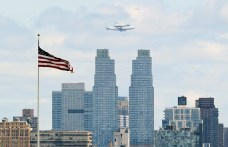 NASA's Shuttle in New York