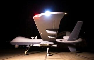 Air Force's hunter-killer