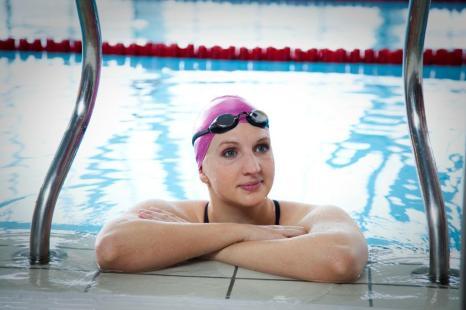 Rebecca Adlington Pink