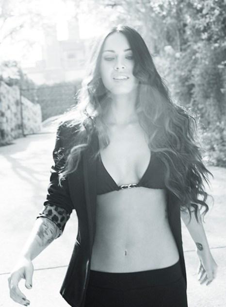 Megan Fox Light